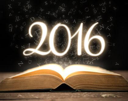 Bonne année 2016 Storytelling