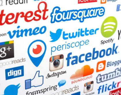 réseaux sociaux tendances 2016