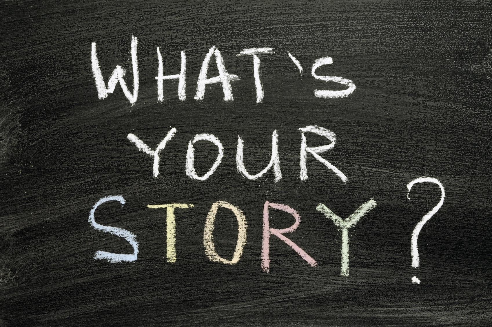 identité narrative storytelling