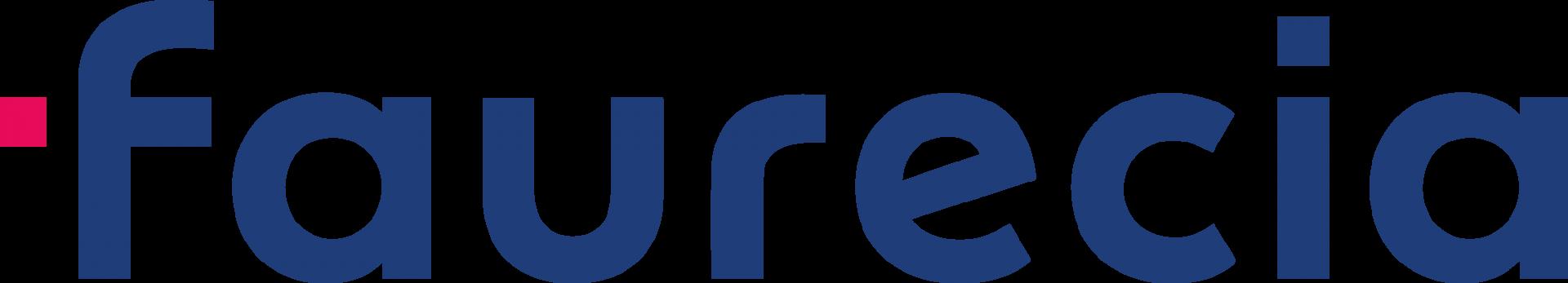 Logo Faurecia communication client Grenoble
