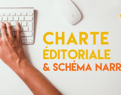 Charte éditoriale : comment utiliser le schéma narratif ?